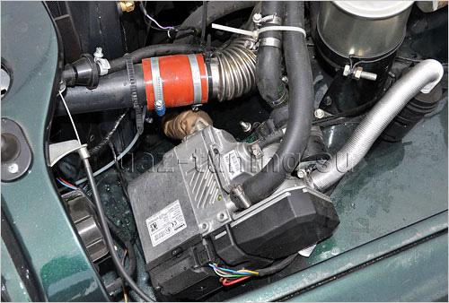 Предпусковой подогреватель двигателя на уаз буханку